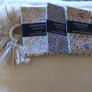 Nordstrom Bundle Pocket Square's